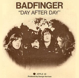 Badfinger Day After Day single