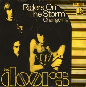 The Doors Riders on the Storm single