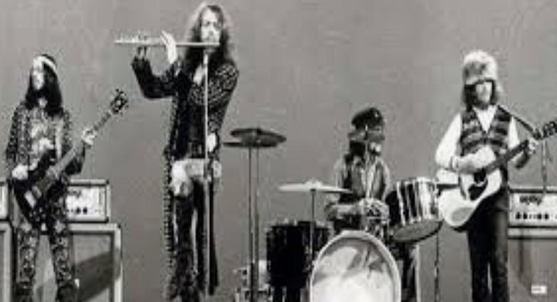 Jethro Tull in 1971