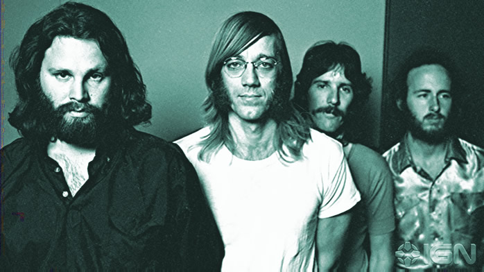 The Doors in 1970