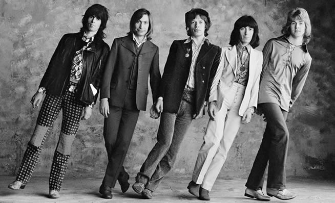 Rolling Stones in 1971