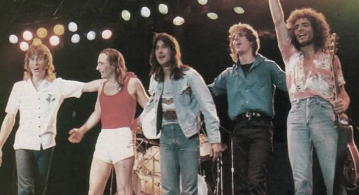 Journey in 1981
