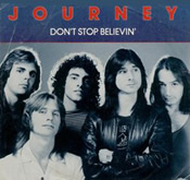 Don't Stop Believin' single
