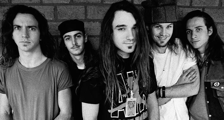Pearl Jam in 1991