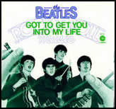 Beatles Got To Get You Into My Life single