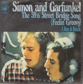 Simon and Garfunkel 59th Street Bridge Song single