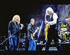 Led Zeppelin 2007 reunion concert