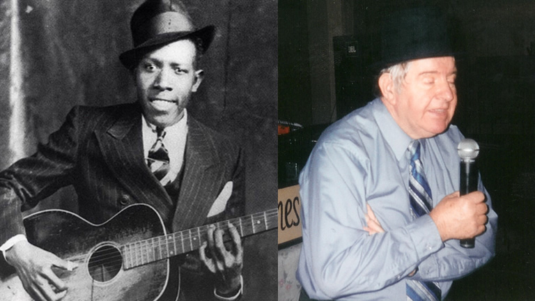 Robert Johnson and Pat Albano