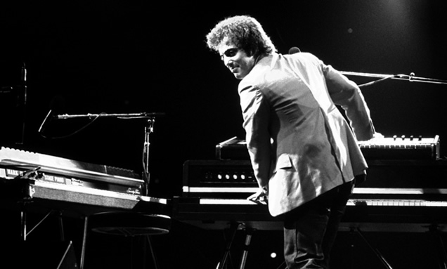 Billy Joel in 1976