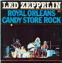 Led Zeppelin Royal Orleans single