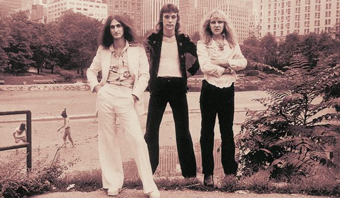 Rush in 1976