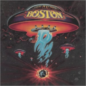 Boston 1976 debut album