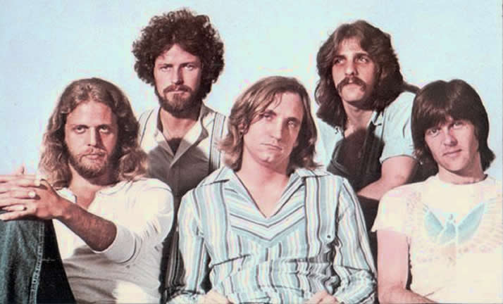 Eagles in 1976