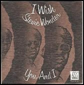 Stevie Wonder I Wish single