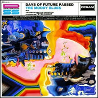 Days of Future Passed by Moody Blues