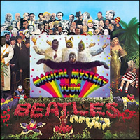 Sgt. Pepper and Magical Mystery Tour by The Beatles
