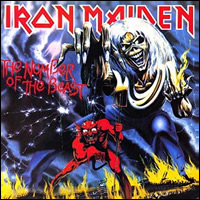 The Number Of theBeast by Iron Maiden