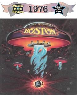 Boston, 1976 Album of the Year