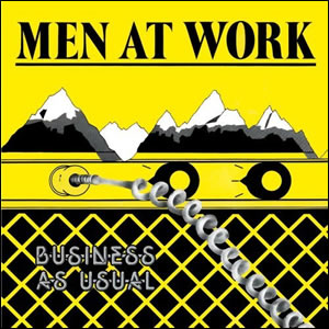 Business As Usual by Men At Work
