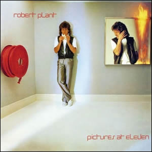 Pictures at Eleven by Robert Plant