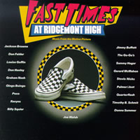 Fast Times at Ridgemont High soundtrack, 1982