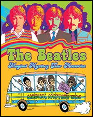 Beatles' Magical Mystery Tour promo