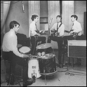 Fall 1962 Abbey Road sessions with Ringo Starr