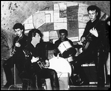 The Beatles at the Cavern, 1961