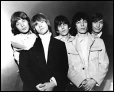 The Rolling Stones in 1967