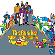 Yellow Submarine soundtrack