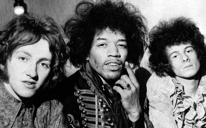 Jimi Hendrix Experience 1967