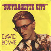 Suffragette City single