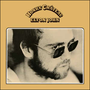 Honky Chateau by Elton John