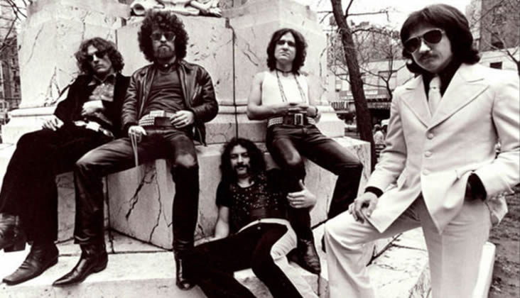 Blue Oyster Cult in 1972