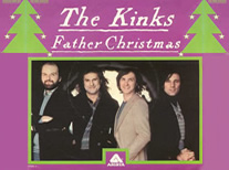 Father Christmas by The Kinks, 1977