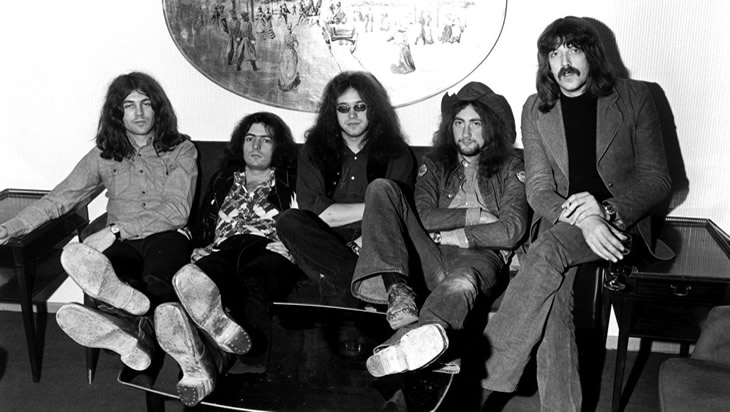 Deep Purple, early 1970s