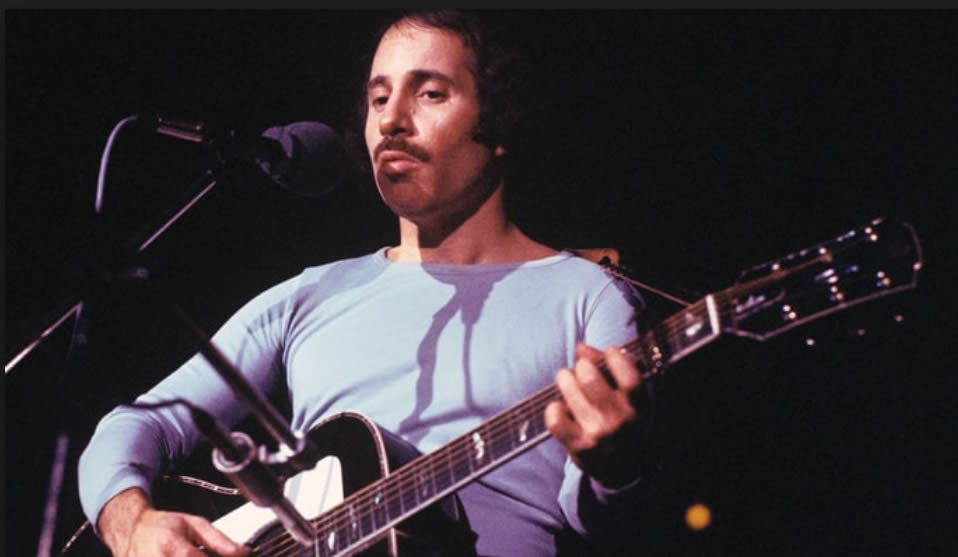 Paul Simon in 1973