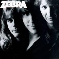 Zebra 1983 debut album
