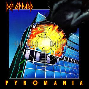 Pyromania by Def Leppard