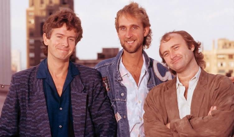 Genesis in 1983