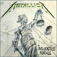 And Justice for All by Metallica