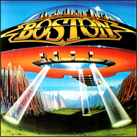 Don't Look Back by Boston