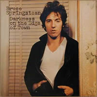 Darkness On the Edge of Town by Bruce Springsteen