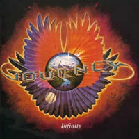 Infinity by Journey album cover