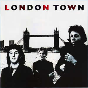 London Town by Wings