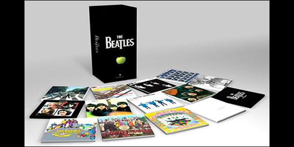 Beatles official stereo collection
