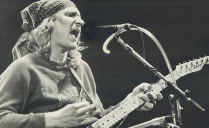 Joe Walsh in1978