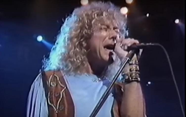 Robert Plant 1988