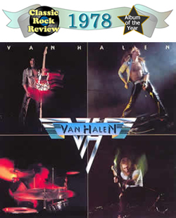 Van Halen, 1978 Album of the Year
