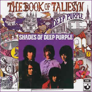 Deep Purple 1968 Albums
